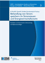 Cover Book Stromspeicher