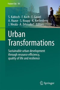 Cover Book Urban Transformations